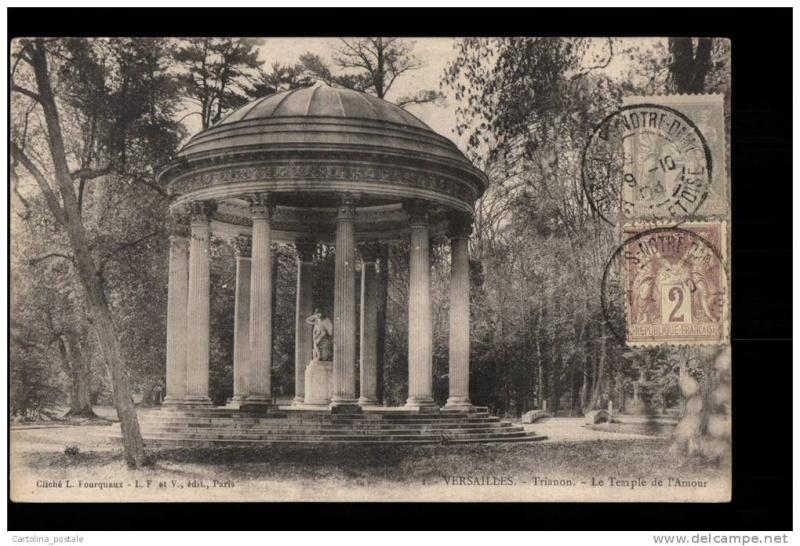 Le Temple de l'Amour, au Petit Trianon Temple11