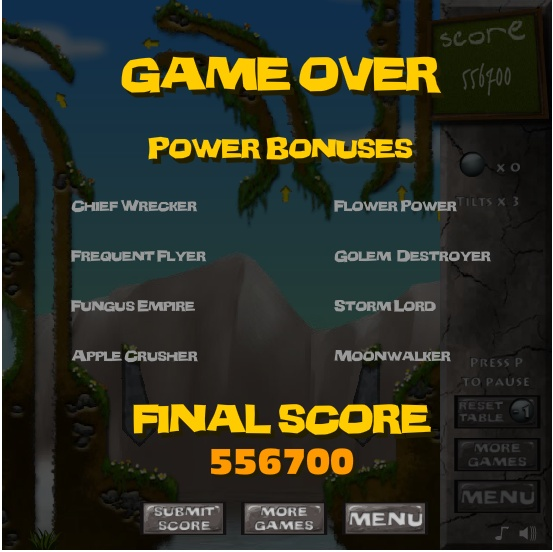 Power Pinball Powerp10