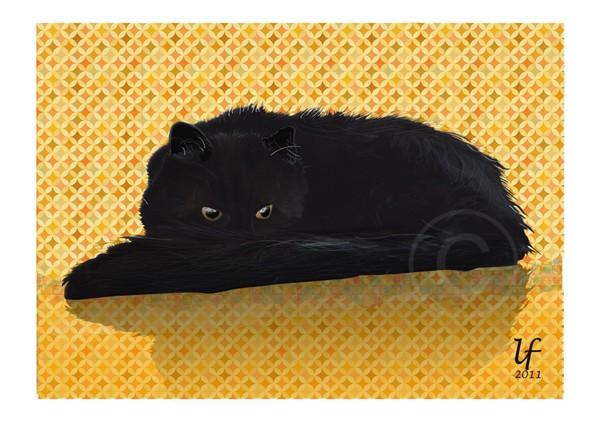 Illustrations animalières Chloe010