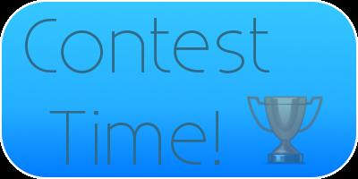 Big Contest, Big Prizes! Contes10