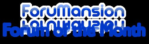 [FOTM #1] Submit Your Forum! Fotm11