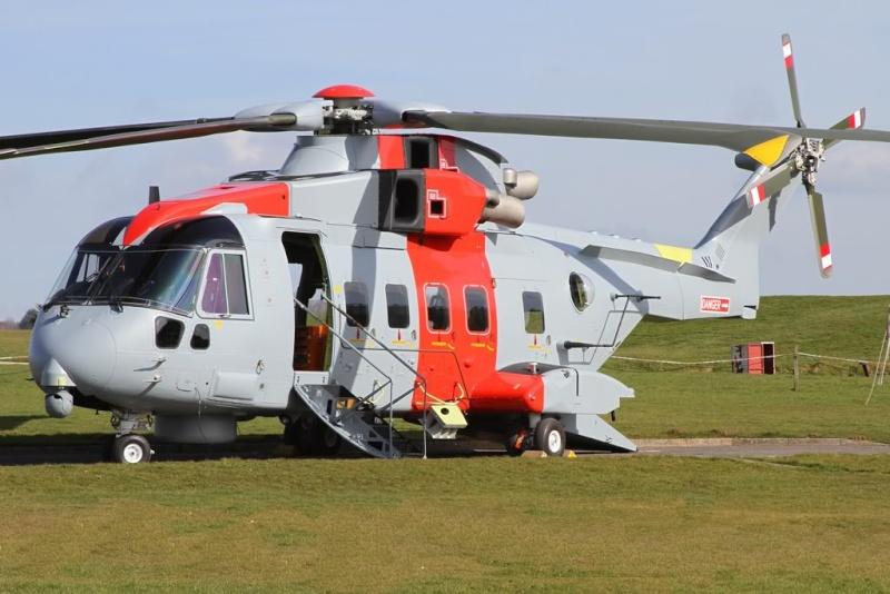 Merlin AW-101 [SAR] A-310