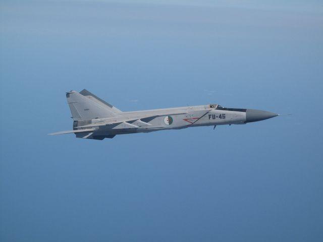 """Mig-25RB/RBSh """"Foxbat"""" Foxbat10"""
