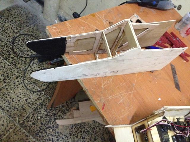 Réparation Calmato trainer + plan 116