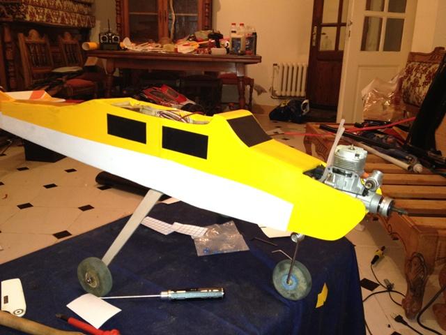 Réparation Calmato trainer + plan Img_1518