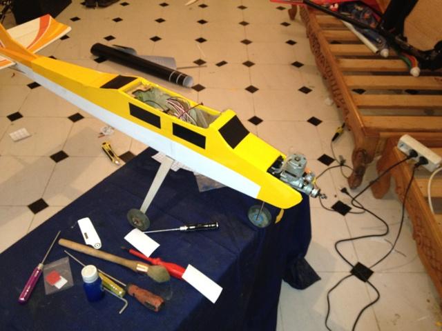 Réparation Calmato trainer + plan Img_1519