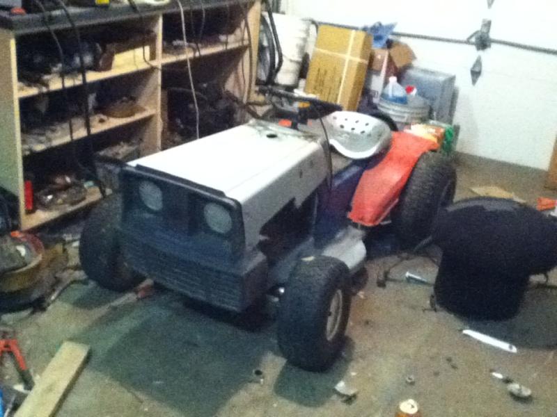 My Racing mower Img_0311