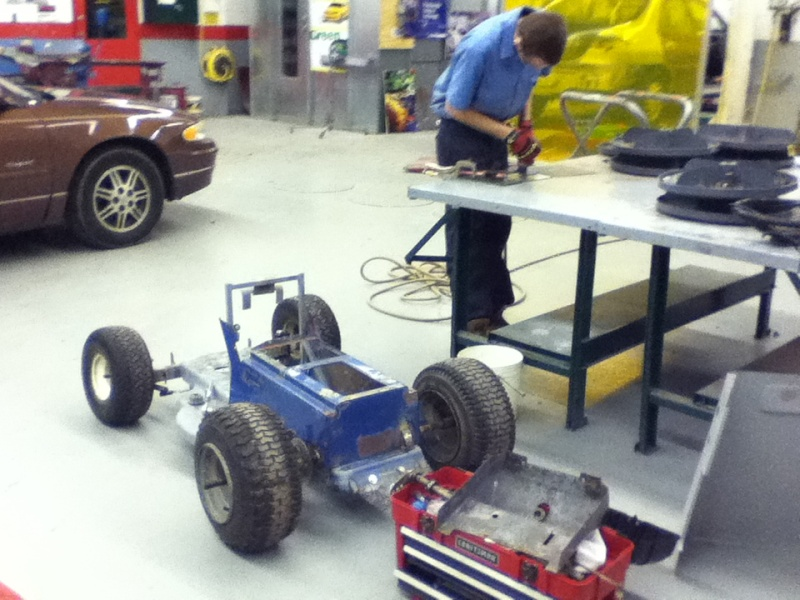 My Racing mower Img_0312