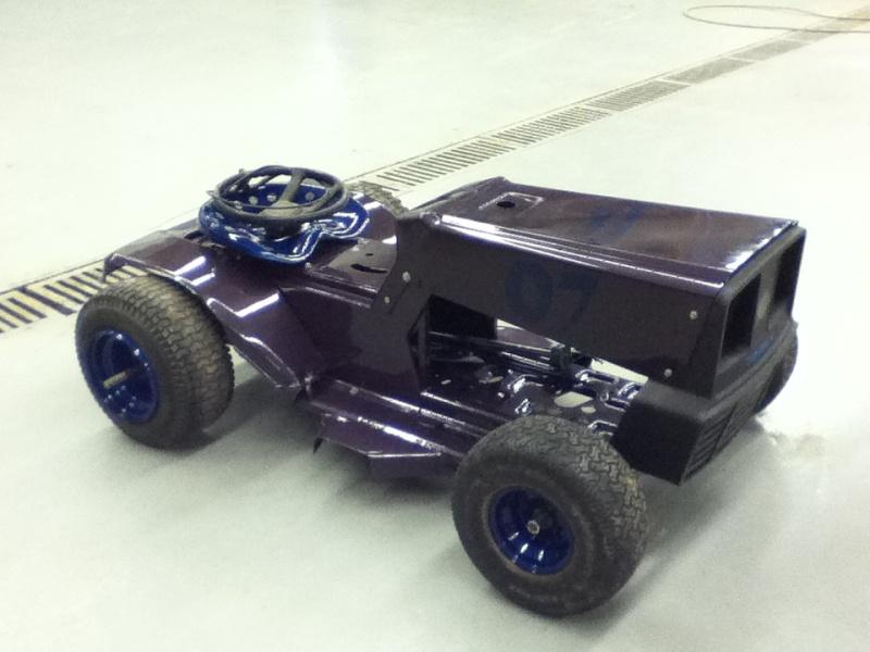My Racing mower Img_0411