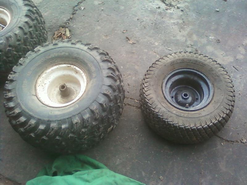 Dynamark Mud/trail mower Sspx0017