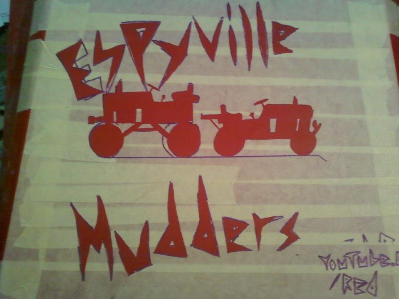 Dynamark Mud/trail mower Sspx0026