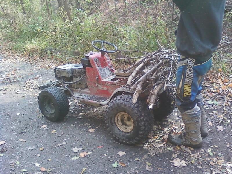 Dynamark Mud/trail mower Sspx0027