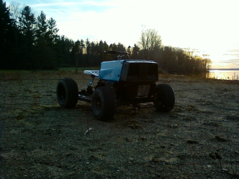 The Tractor That Got You All Into This (First Tractor) Sspx0112