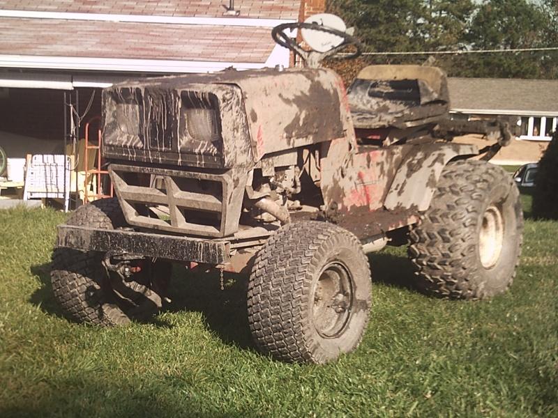 Dynamark Mud/trail mower Sunp0011