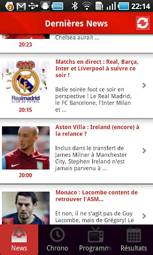 [SOFT] Top Mercato : transferts foot [Gratuit] A10
