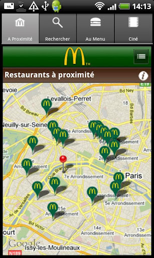 [SOFT] McDonald's™ France [Gratuit] A12