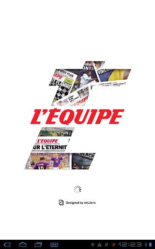 [SOFT] L'Equipe - Le Quotidien [Payant] A26