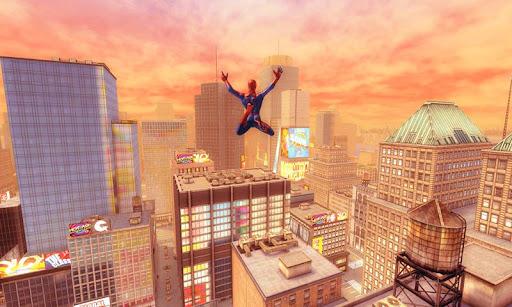 [ANDROID - JEU : The Amazing Spider-Man] Devenez l'homme araignée[Payant] A45