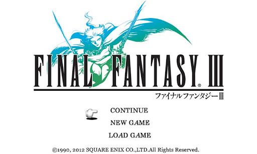 [JEU] FINAL FANTASY III : Magnifique RPG de Square Enix [Payant] A47