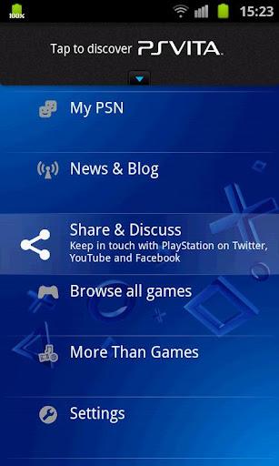 [SOFT] App PlayStation officielle [Gratuit] B30