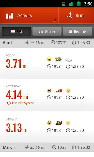 [SOFT] Nike+ Running [Gratuit] B42