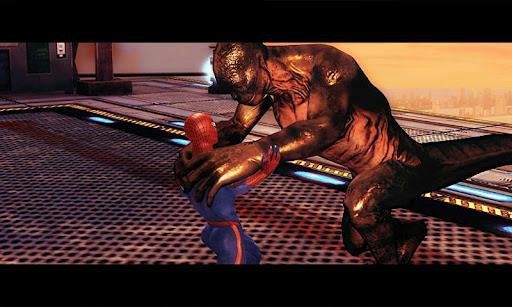 [ANDROID - JEU : The Amazing Spider-Man] Devenez l'homme araignée[Payant] B47