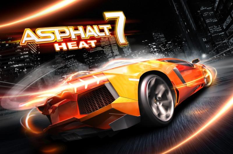 [JEU] ASPHALT 7 - HEAT : Le nouveau jeu de course de Gameloft [Payant] B50