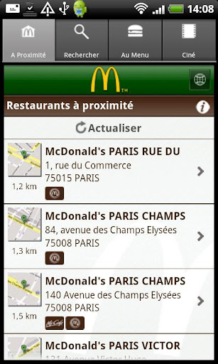 [SOFT] McDonald's™ France [Gratuit] C12