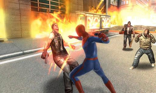[ANDROID - JEU : The Amazing Spider-Man] Devenez l'homme araignée[Payant] C42