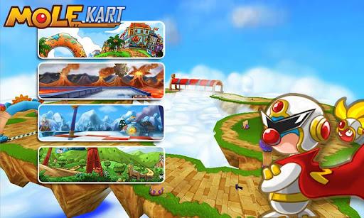 [JEU] MOLE KART : Un Véritable Mario Kart Like [Gratuit] C45