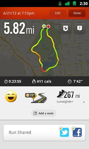[SOFT] Nike+ Running [Gratuit] D33