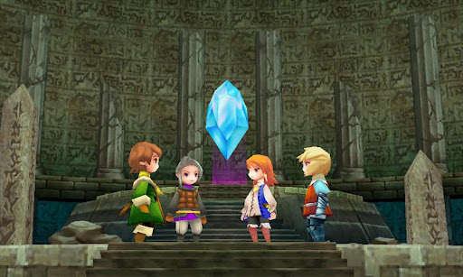 [JEU] FINAL FANTASY III : Magnifique RPG de Square Enix [Payant] D38