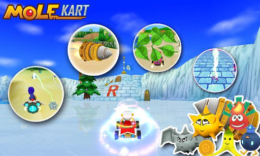 [JEU] MOLE KART : Un Véritable Mario Kart Like [Gratuit] D40