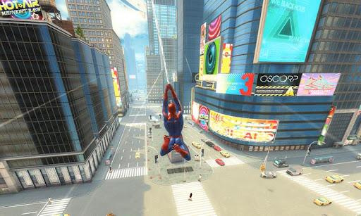 [ANDROID - JEU : The Amazing Spider-Man] Devenez l'homme araignée[Payant] E30