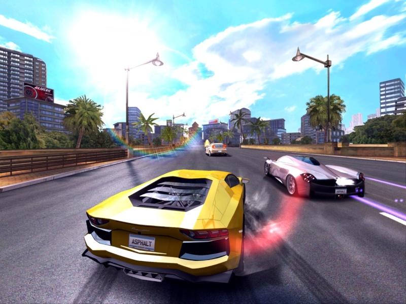 [JEU] ASPHALT 7 - HEAT : Le nouveau jeu de course de Gameloft [Payant] E31