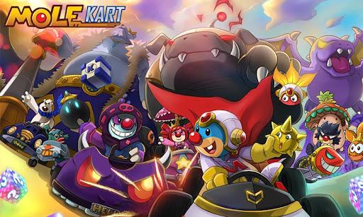 [JEU] MOLE KART : Un Véritable Mario Kart Like [Gratuit] E32