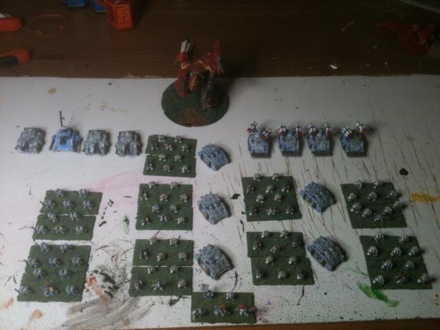 epic armagedon, titan legion Img_0219