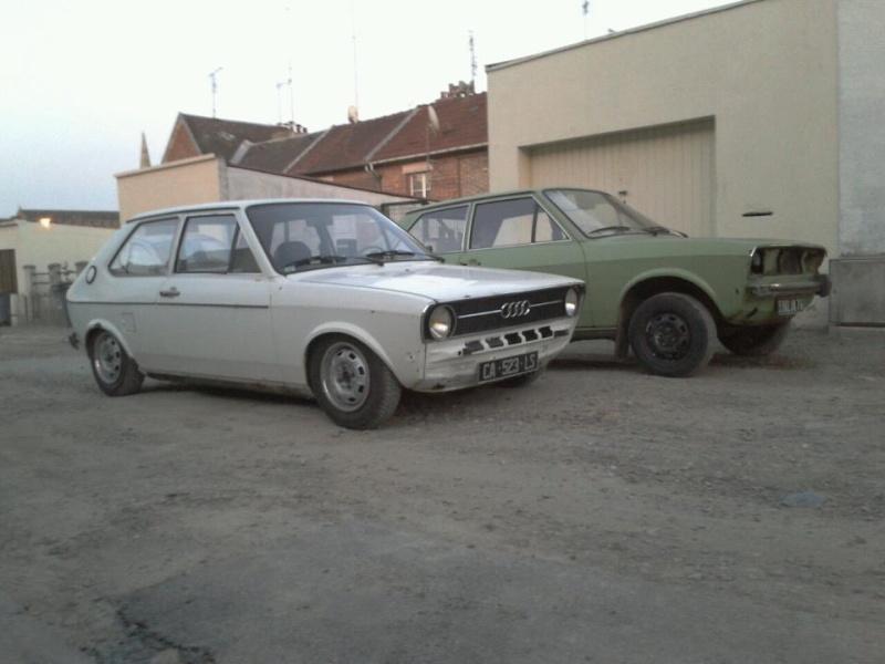 Audi 50 LS 1978 37695210