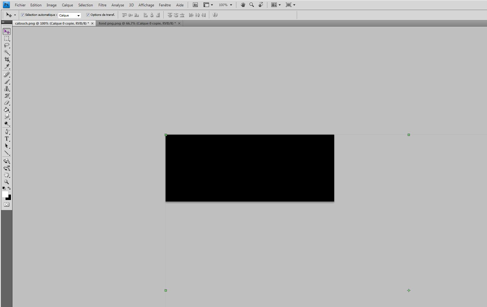 [Photoshop] - Se servir de divers outils  pour créer un kit- Débutant 2010