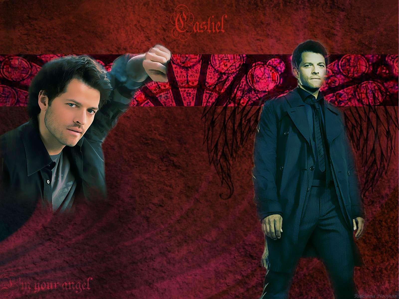 Supernatural  - Dean Sam Castiel - G Catiel10