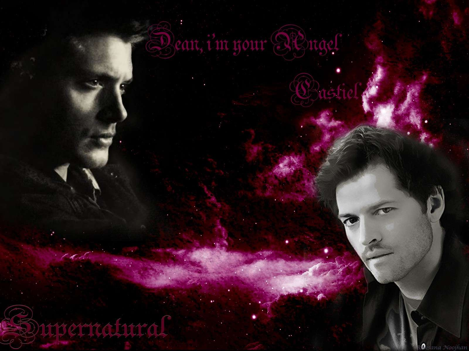 Supernatural  - Dean Sam Castiel - G Dean10