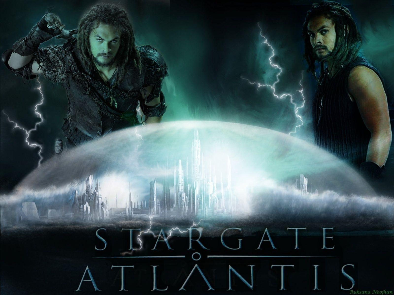 Stargate Atlantis -Divers personnages -G- Ronon11