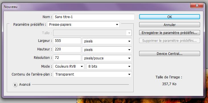 [Photoshop] - Se servir de divers outils  pour créer un kit- Débutant Sans_t10