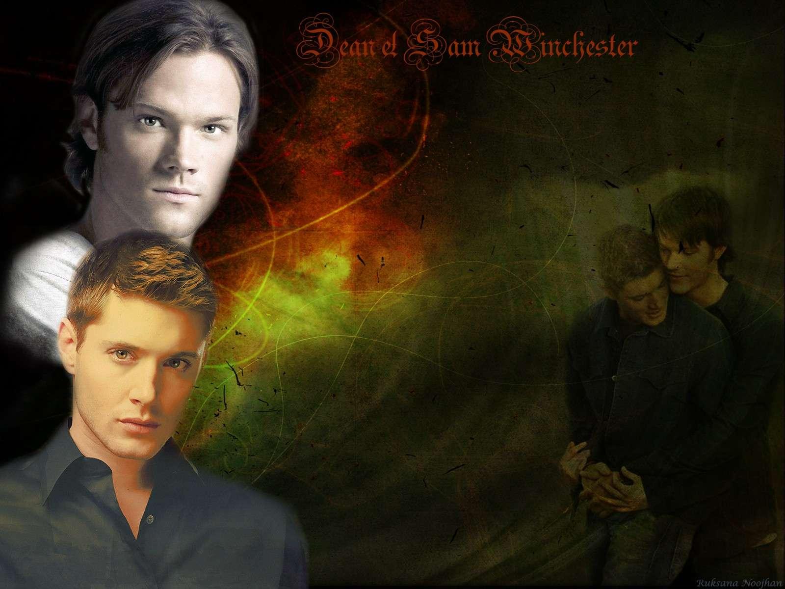 Supernatural  - Dean Sam Castiel - G Supern10