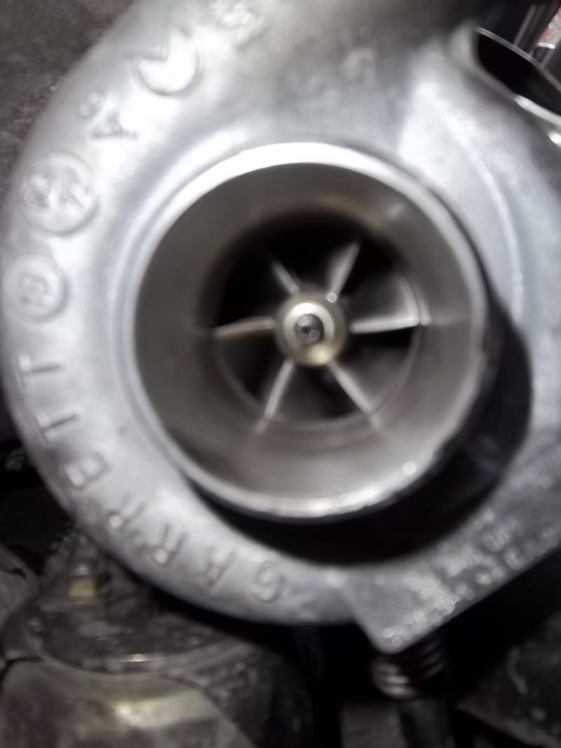 [ Opel zafira A 2.2 dti 125 ch an 2005 ] fume gris pas de peche mode degrader photo!!! 100_3019