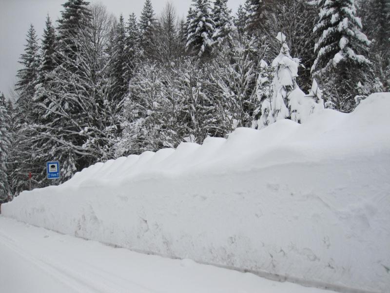 Nouvelles courses de Saskia dans la neige 148