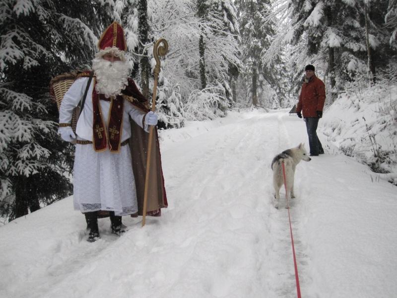 Nouvelles courses de Saskia dans la neige 4014