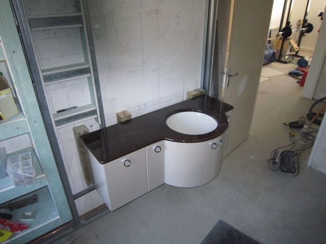 """cabine de douche ou douche à carreler façon """"italienne"""" ??? - Page 9 Img_1312"""