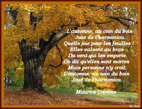 """Résultat de recherche d'images pour """"poeme automne"""""""