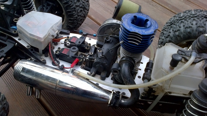 losi lst 2 brushless xxl  - Page 3 Img_0015